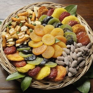 غذاهای پرکالری برای افراد لاغر