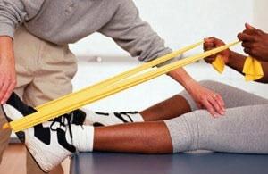 تمرین ساده برای درمان درد زانو