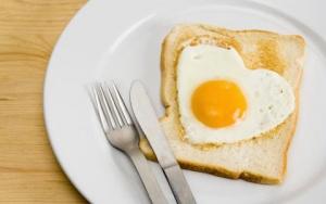 تخم مرغ و رابطه مستقیم با کاهش وزن