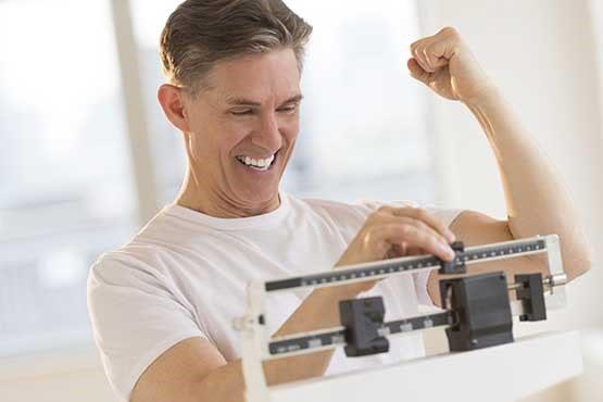 کاهش وزن و درمان چاقی