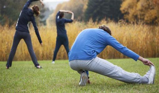 فیزیولوژی سرد کردن در ورزش