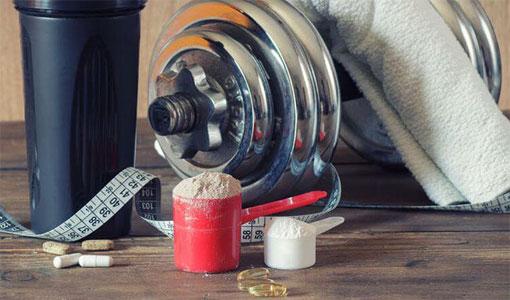 مکملهای عضله ساز برای بدن