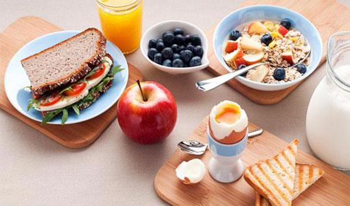 صبحانه مهمترین وعده غذایی