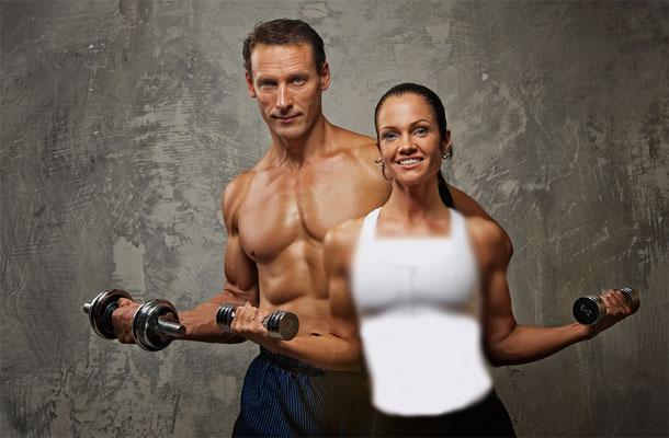 تفاوت در تناسب اندام زنان و مردان