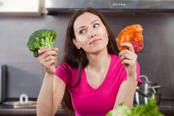 تاثیر هورمون لپتین در کاهش وزن