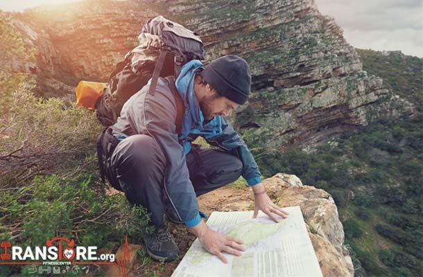 تاثیر ورزش کوه پیمایی در کاهش وزن