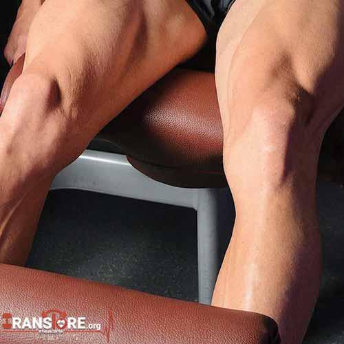 عضله پا را چگونه تمرین دهیم