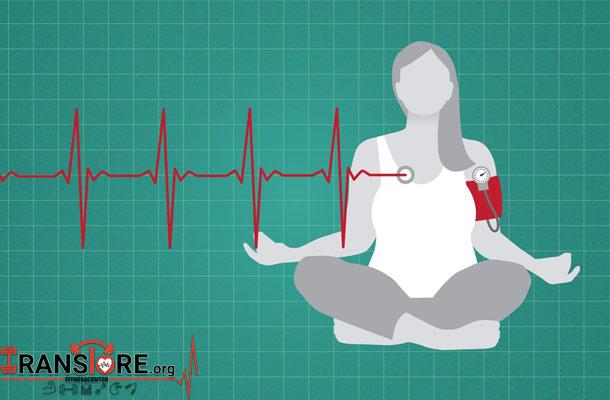 تأثیر یوگا بر درمان بیماری فشارخون