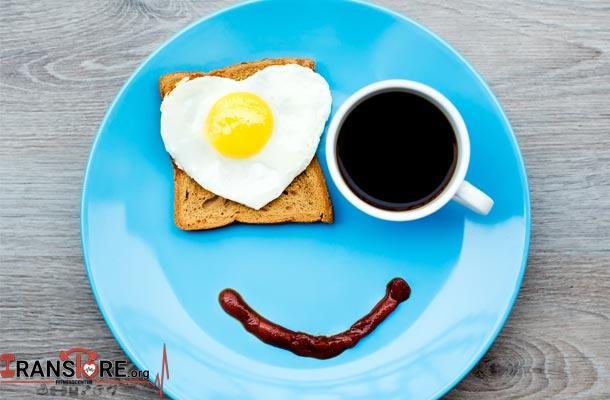 بهترین منوی صبحانه با کالری مشخص