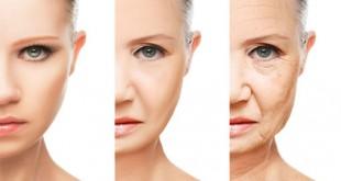 ایجاد پیری در پوست