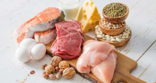 عوارض کمبود پروتئین