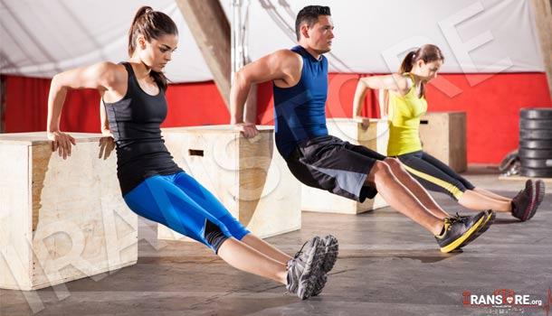 تاثیر دمای مرکزی بدن بر روی عملکرد ورزشی